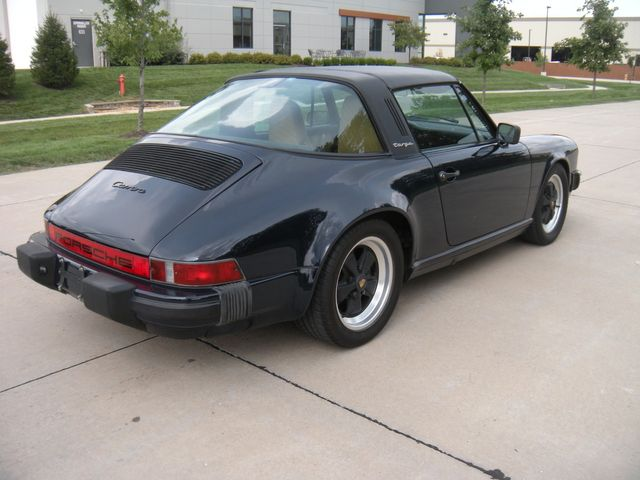 1986 Porsche 911 TARGA Chesterfield, Missouri 5