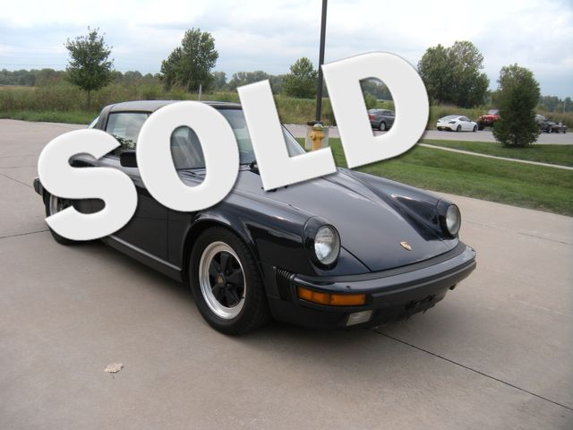 1986 Porsche 911 TARGA Chesterfield, Missouri