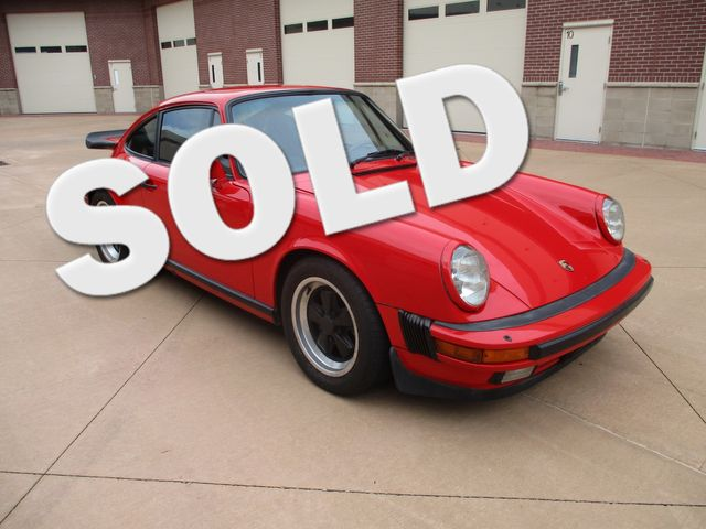 1986 Porsche 911 in Chesterfield, Missouri 63005