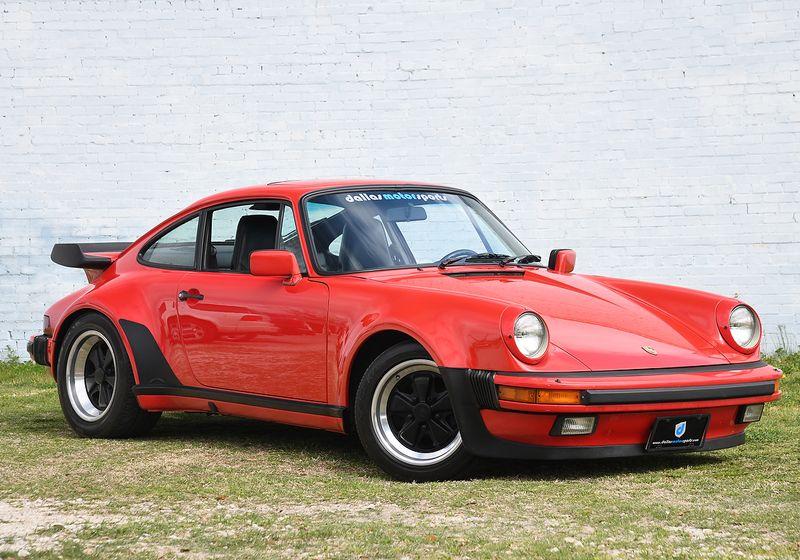 1986 Porsche 930 Turbo Coupe  city TX  Dallas Motorsports  in Wylie, TX