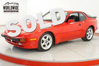 1986 Porsche 944 SUN ROOF AIR CONDITIONING   Denver, CO   Worldwide Vintage Autos in Denver CO
