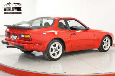 1986 Porsche 944 SUN ROOF AIR CONDITIONING   Denver, CO   Worldwide Vintage Autos in Denver, CO
