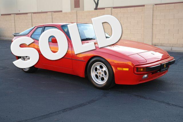 1986 Porsche 944 Phoenix, AZ