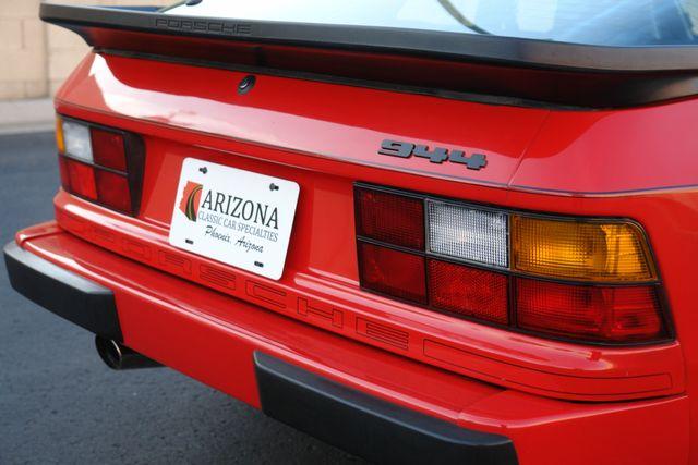 1986 Porsche 944 Phoenix, AZ 6