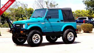 1986 Suzuki Samurai 4WD Deluxe II Phoenix, Arizona