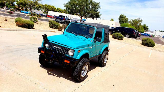1986 Suzuki Samurai 4WD Deluxe II Phoenix, Arizona 1