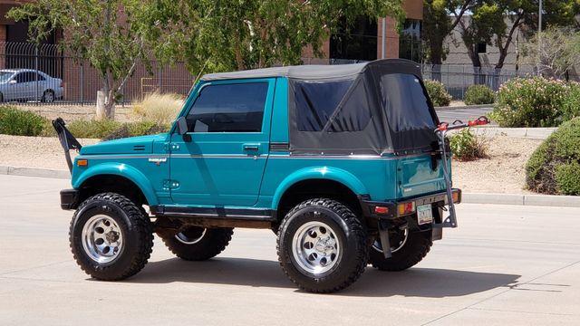 1986 Suzuki Samurai 4WD Deluxe II Phoenix, Arizona 10
