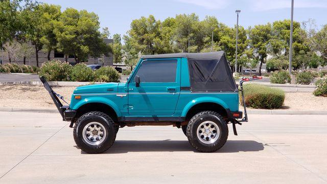 1986 Suzuki Samurai 4WD Deluxe II Phoenix, Arizona 11