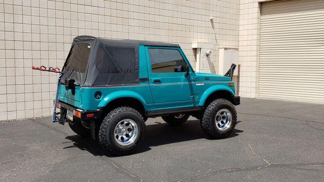 1986 Suzuki Samurai 4WD Deluxe II Phoenix, Arizona 15