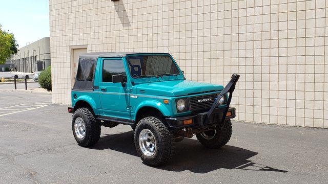 1986 Suzuki Samurai 4WD Deluxe II Phoenix, Arizona 16
