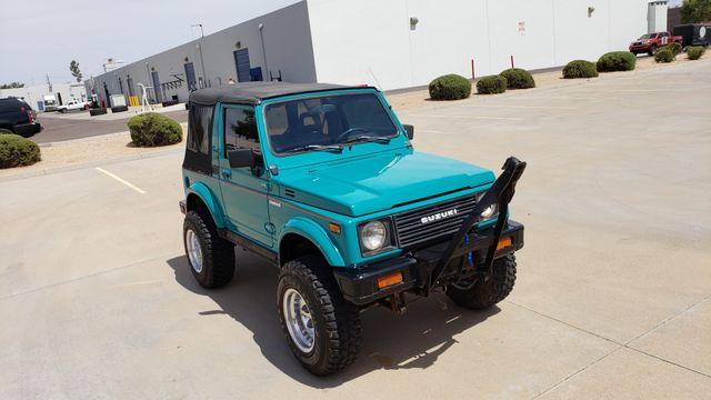 1986 Suzuki Samurai 4WD Deluxe II Phoenix, Arizona 6