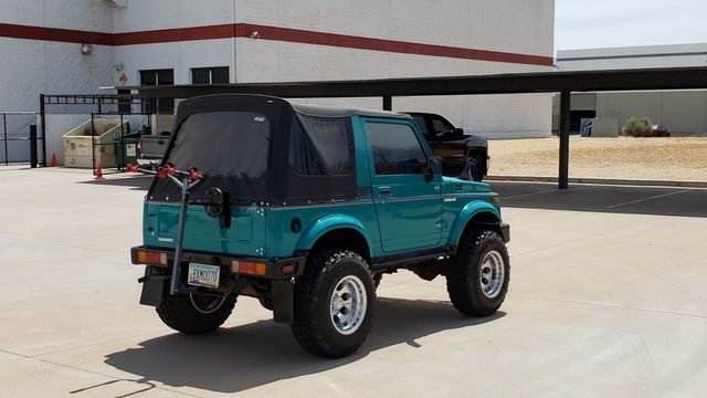 1986 Suzuki Samurai 4WD Deluxe II Phoenix, Arizona 9