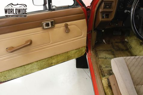 1986 Toyota 4RUNNER  CA TRUCK 4x4 TIME CAPSULE COLLECTOR LOW MI | Denver, CO | Worldwide Vintage Autos in Denver, CO