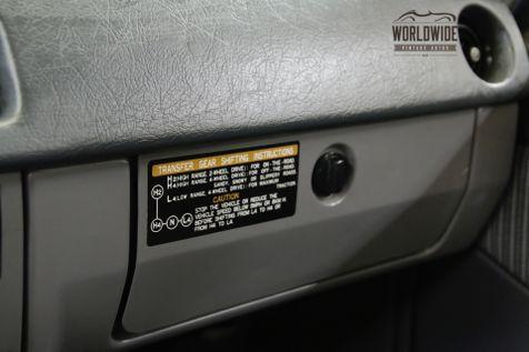 1986 Toyota LAND CRUISER FJ60. LOW MILES! DRY AZ COLLECTOR GRADE 4x4. | Denver, CO | Worldwide Vintage Autos in Denver, CO