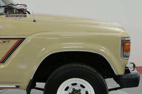 1986 Toyota LAND CRUISER FJ60 RARE 4x4 PS PB VINTAGE COLLECTOR FJ62     Denver, CO   Worldwide Vintage Autos in Denver, CO