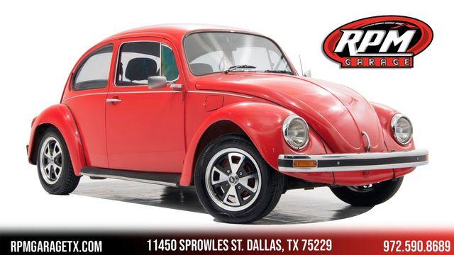 1986 Volkswagen Beetle