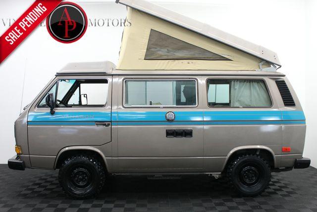 1986 Volkswagen Vanagon/Campmobile WESTFALIA CAMPER