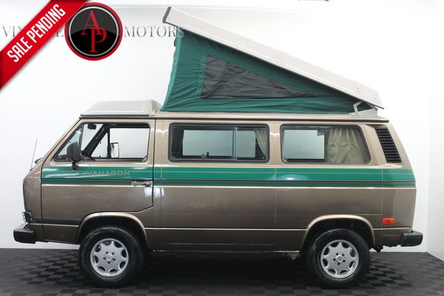 1986 Volkswagen Vanagon/Campmobile WESTFALIA WOLFSBURG EDITION