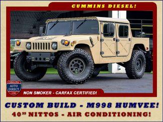 1987 Amg M998 Humvee (HUMMER H1) CUSTOM BUILD! Mooresville , NC