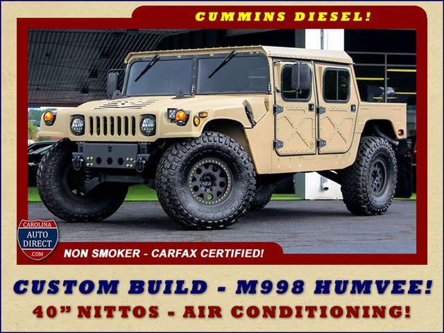 1987 Amg M998 Humvee (HUMMER H1) CUSTOM BUILD! Mooresville , NC 0