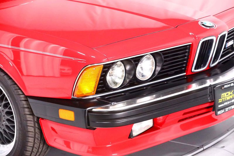 1987 BMW 6 Series M6 - Dinan Turbo - Only 66K miles  city California  MDK International  in Los Angeles, California