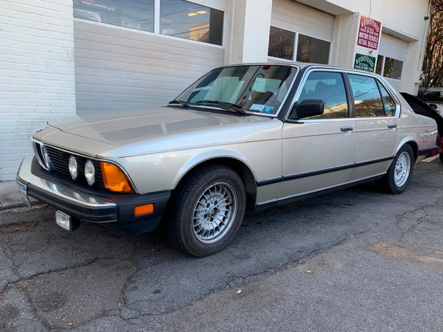 1987 BMW 7 Series 735i New Rochelle, New York