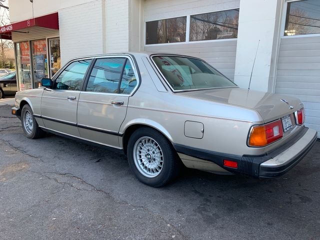 1987 BMW 7 Series 735i New Rochelle, New York 4