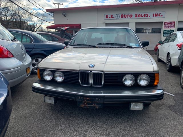 1987 BMW 7 Series 735i New Rochelle, New York 7