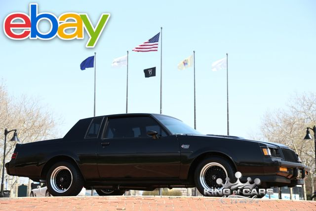 1987 Buick Grand National HARDTOP 40K ACTUAL MILES TIME CAPSULE MINT