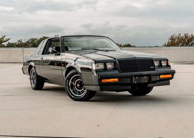 1987 Buick Grand National ONLY 20K ORIGINAL MILE TIME CAPSULE WOW RARE in Woodbury, New Jersey 08093