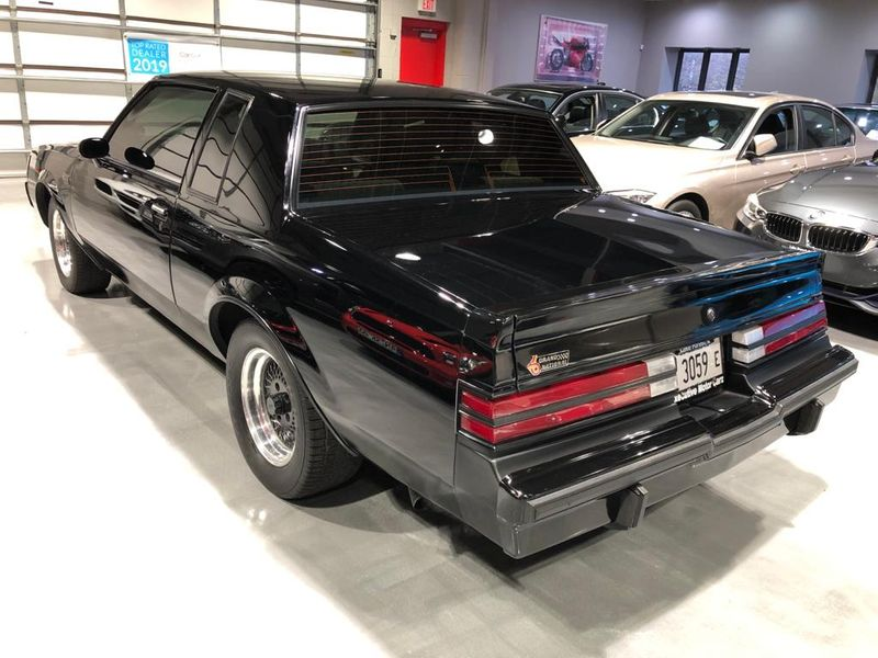 1987 Buick Regal Grand National  Lake Forest IL  Executive Motor Carz  in Lake Forest, IL
