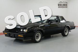 1987 Buick REGAL WE-4 GRAND NATIONAL 2091 ORIGINAL MILES | Denver, CO | Worldwide Vintage Autos in Denver CO