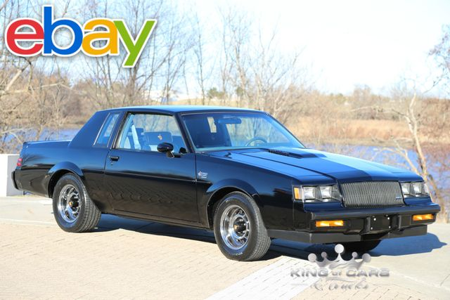 1987 Buick Regal TURBO ONLY 49K ORIGINAL MILES