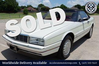 1987 Cadillac Allante' Convertible in Rowlett