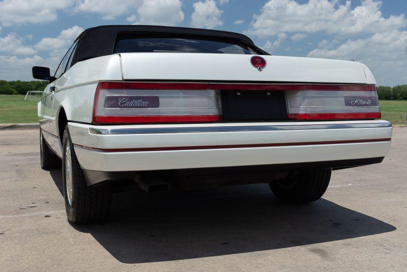 1987 Cadillac Allante' Convertible in Rowlett, Texas