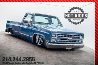 1987 Chevrolet C10 Silverado Show Truck Over $70k Invested in Addison, TX 75001