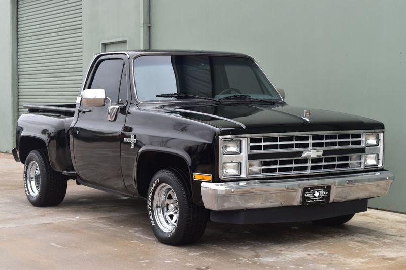 1987 Chevrolet R10 Step Side   Arlington, TX   Lone Star Auto Brokers, LLC