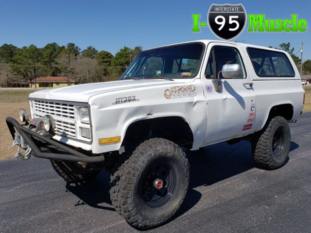 1987 Chevrolet Blazer K30 in Hope Mills, NC 28348