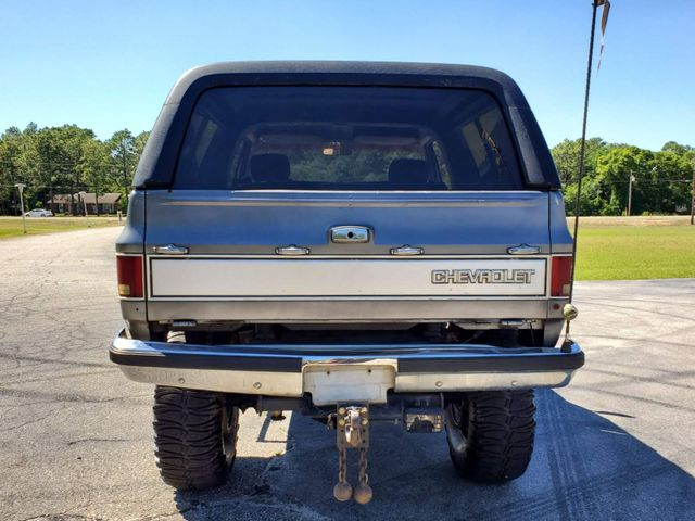 1987 Chevrolet Blazer K5 Silverado in Hope Mills, NC 28348
