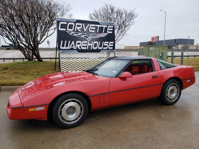 1987 Chevrolet Corvette Coupe Auto, AM/FM Radio, Glass Tops, Alloys 49k in Dallas, Texas 75220