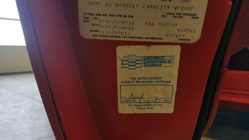 1987 Chevrolet Corvette   in , Ohio