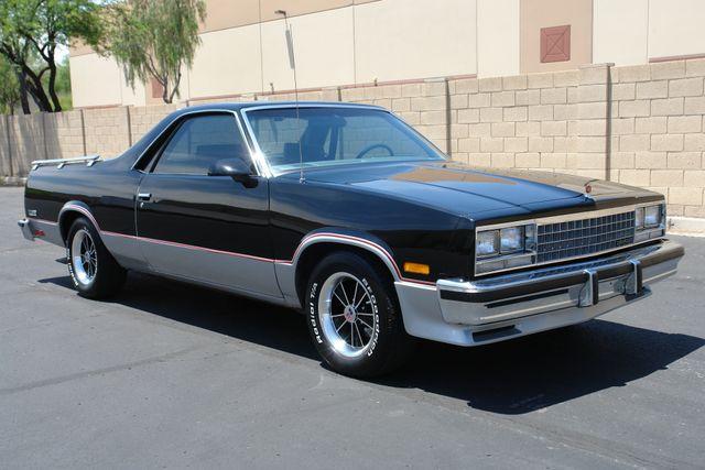 1987 Chevrolet EL Camino Phoenix, AZ 0