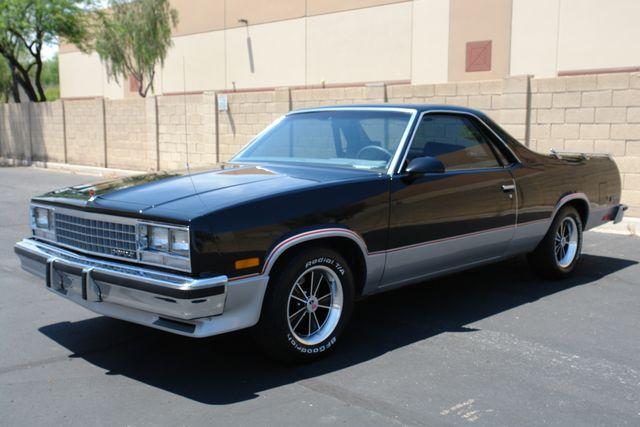 1987 Chevrolet EL Camino Phoenix, AZ 10