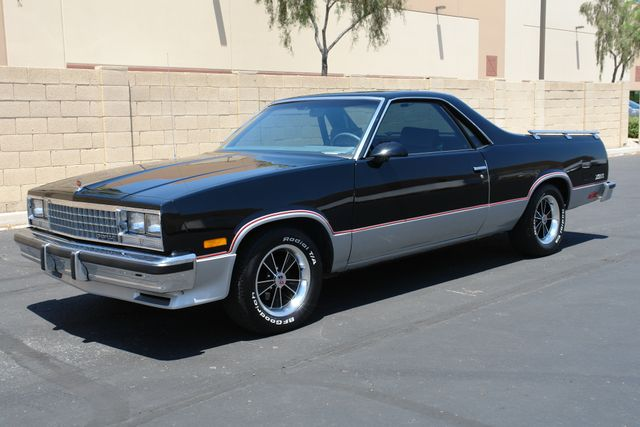 1987 Chevrolet EL Camino Phoenix, AZ 6
