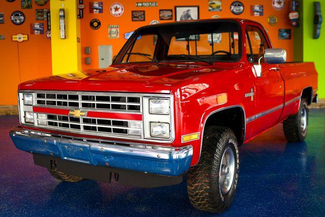 1987 Chevrolet K-10 Scottsdale