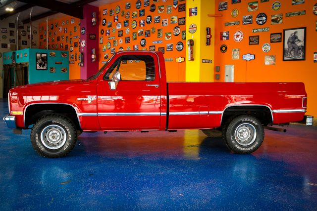 1987 Chevrolet K-10 Scottsdale in Mustang, OK 73064