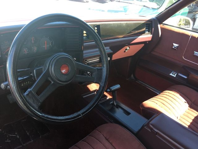 1987 Chevrolet Monte Carlo Aero SS in Richmond, VA, VA 23227