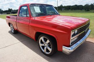 1987 Chevrolet R10 Short bed Blanchard, Oklahoma 2