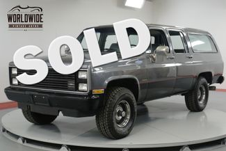 1987 Chevrolet SUBURBAN in Denver CO