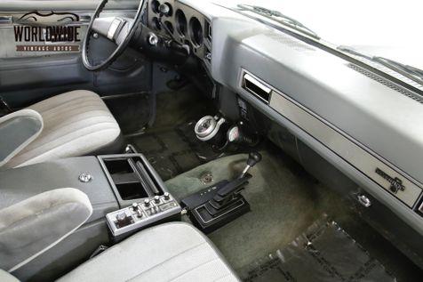 1987 Chevrolet SUBURBAN 4x4! EXTENSIVE $45K+ BUILD! SUPERCHARGED. LS! AC | Denver, CO | Worldwide Vintage Autos in Denver, CO
